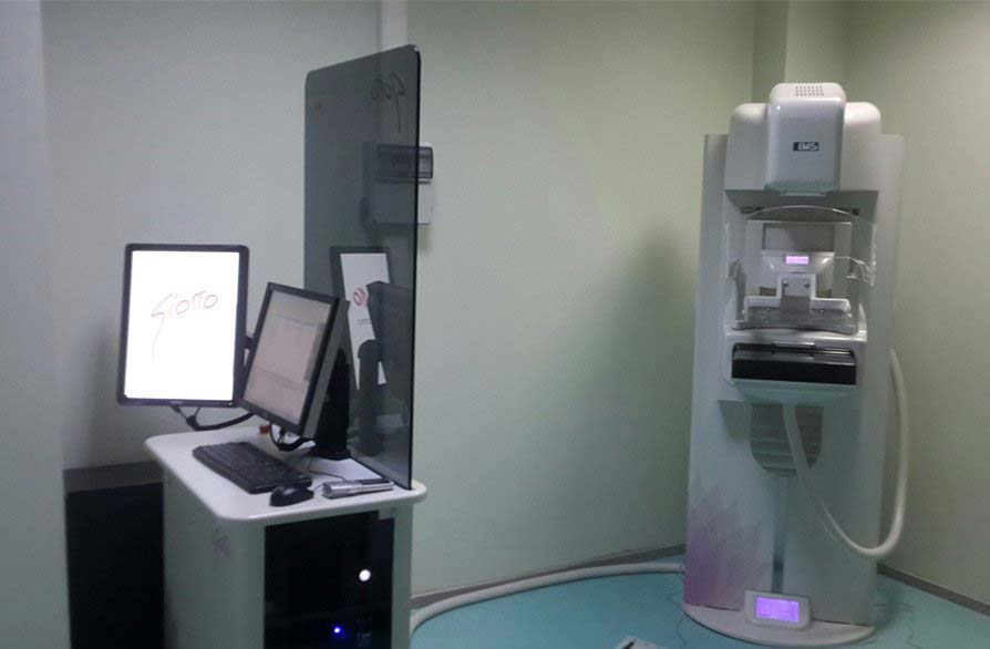 Full Field Digital Mammography Systems